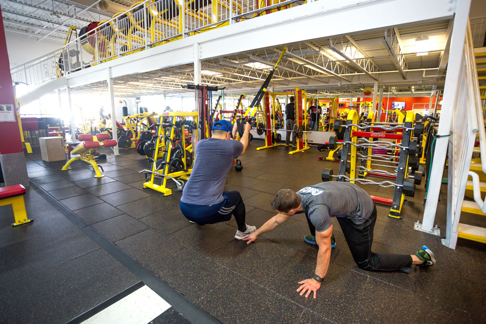 Retro fitness carol stream the gym with the mo