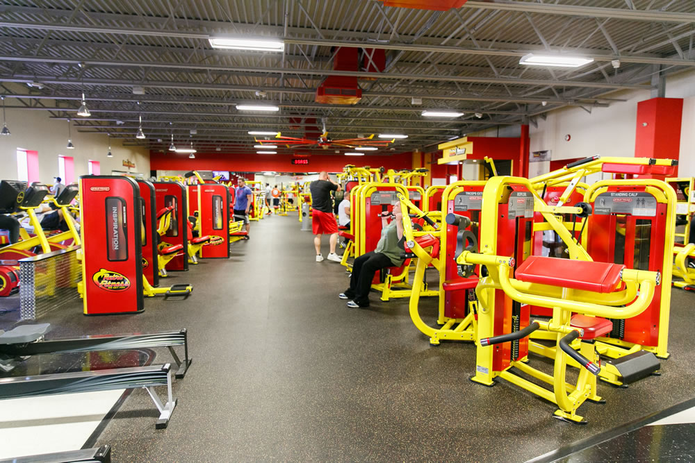 Retro Fitness Rockaway: The Gym with the $19 99/Mo