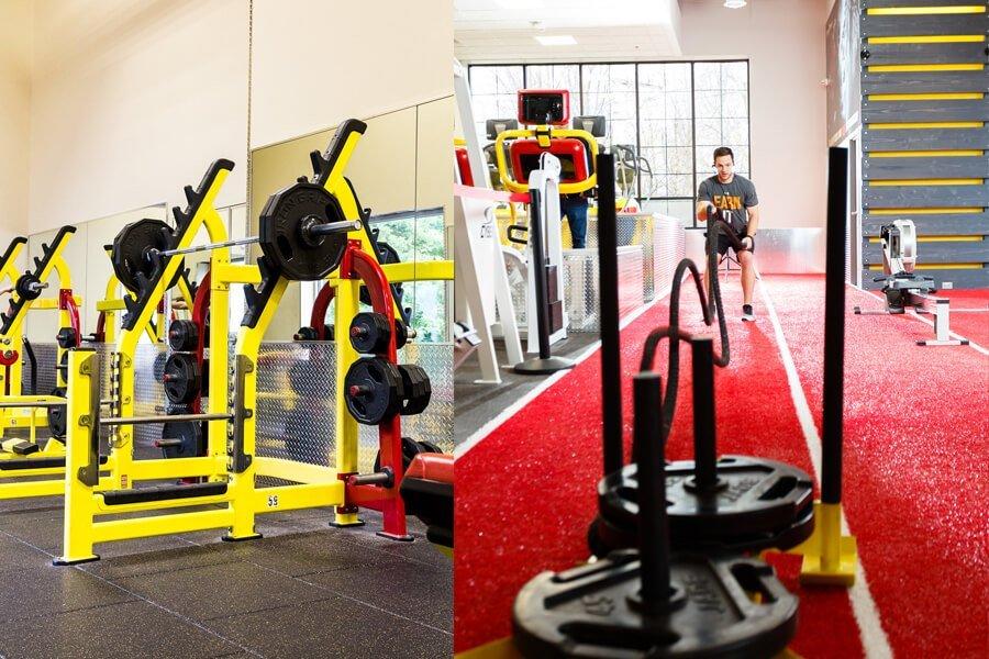 Amenities Retro Fitness