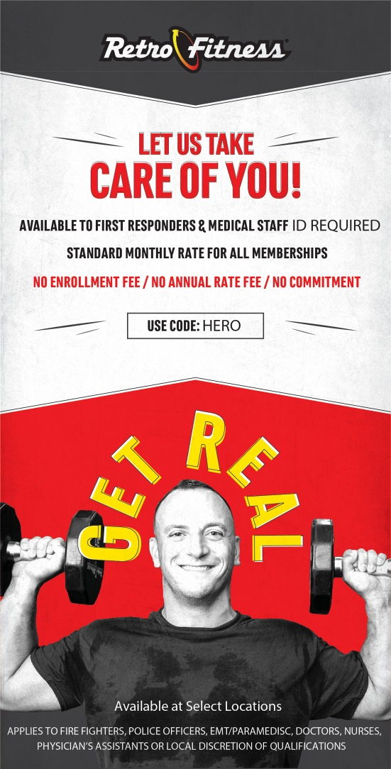 Retro Fitness Training offers