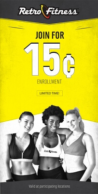 Join for 15¢ Enrollment!