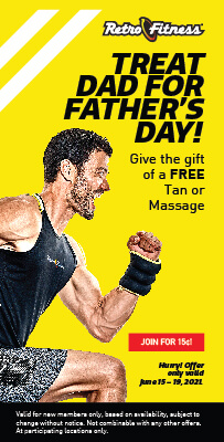 Father's Day Special Sale - Join for 15¢
