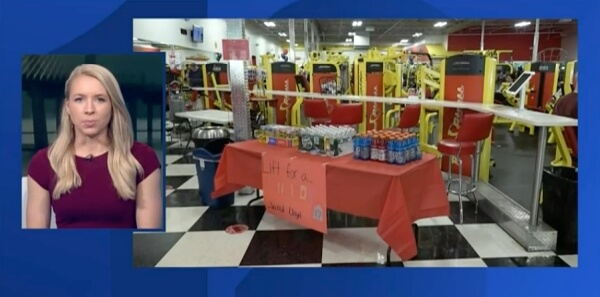 New City gym holds fundraiser to honor fallen firefighter Jared Lloyd (Brooklyn News 12)